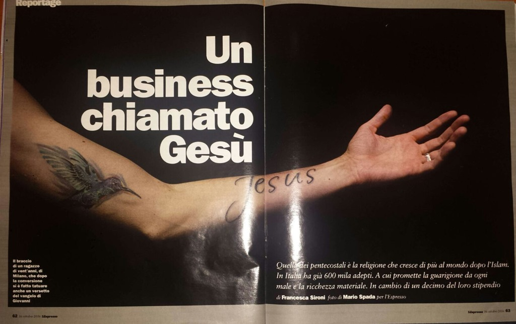 Business Gesù